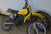 Denmark MX Growlerzoom Midwest Vintage Motocross RM125