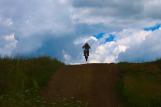 Denmark MX Growlerzoom Midwest Vintage Motocross Sky Shot